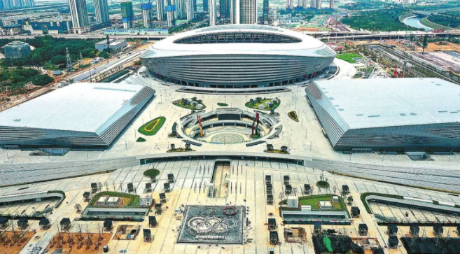 Excellent CANLON | Integrated waterproofing helped Zhengzhou Olympic Sports Centre win the Luban Award